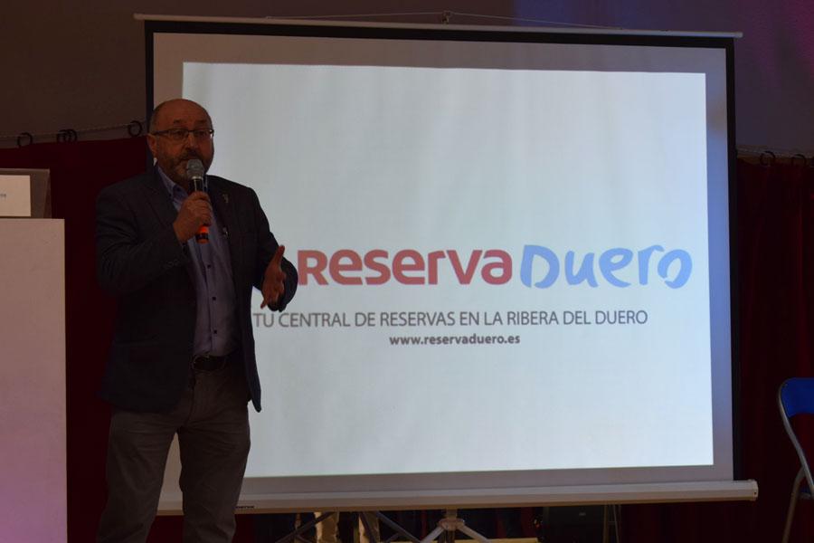 José Andrés Zapatero, de El Lagar La Casona de La Vid