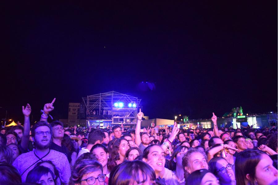 El público de Sonorama Ribera vibró con cada actuación