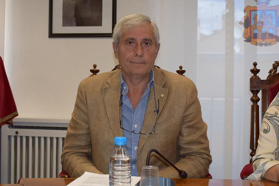 Alfonso Sanz. PP