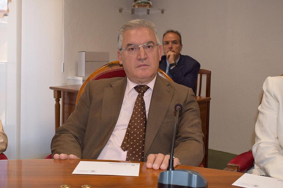 Ildefonso Sanz. PSOE