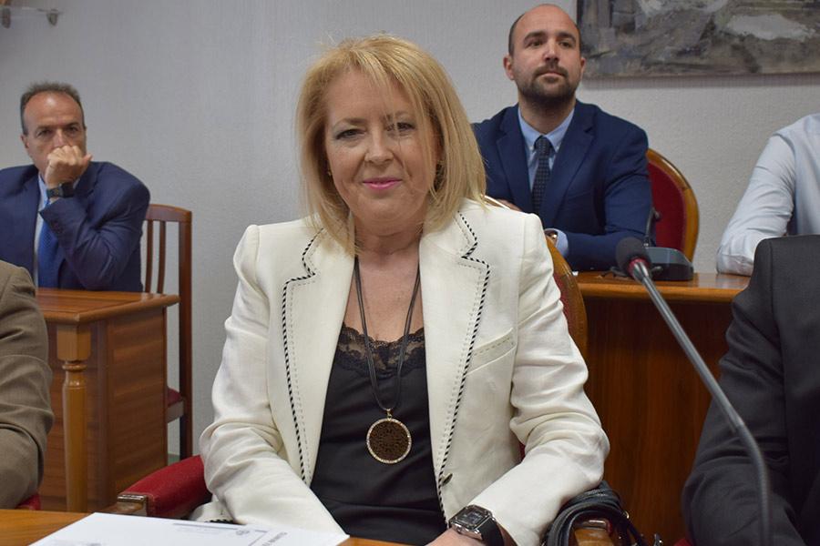 Amparo Simón. PSOE