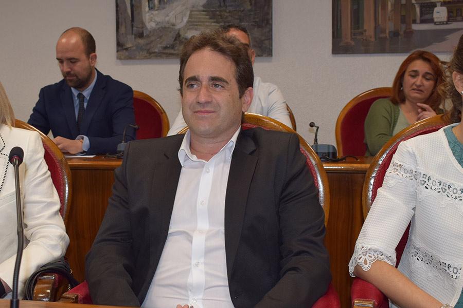 Sergio Ortega. PSOE