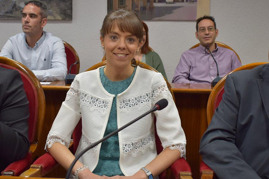 Ana Lozano. PSOE