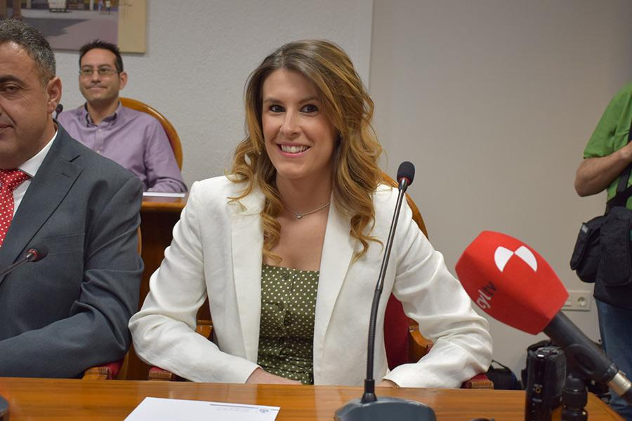 Laura Jorge. PSOE