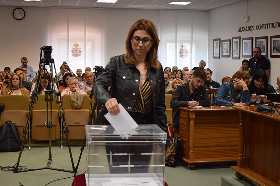 Raquel González. PP