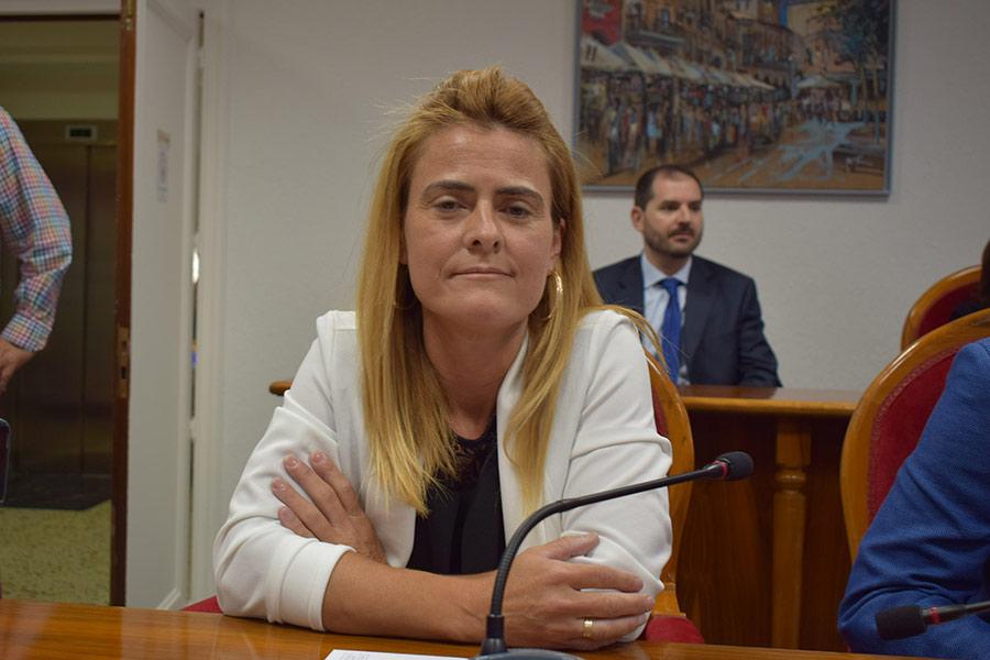 Cristina Valderas. PP