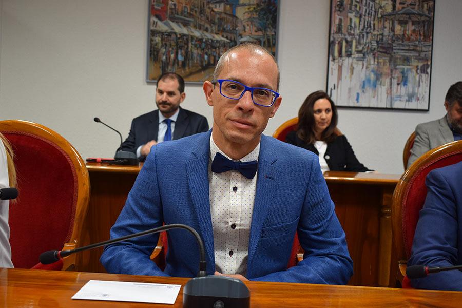 Carlos Fernández Iglesias. PP