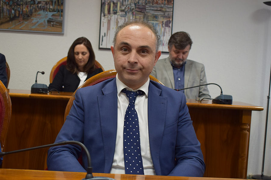 Emilio Berzosa. PP