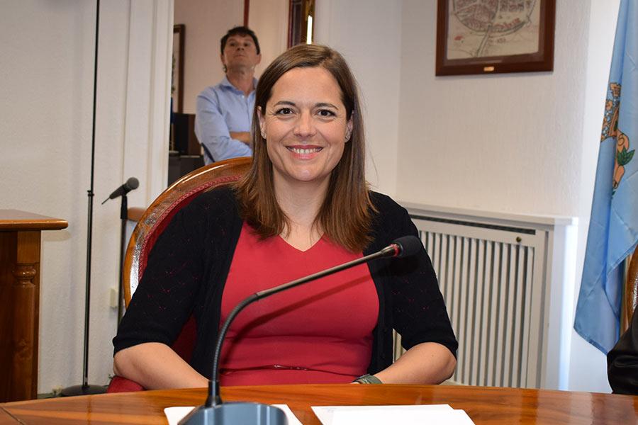 Olga Maderuelo. PP