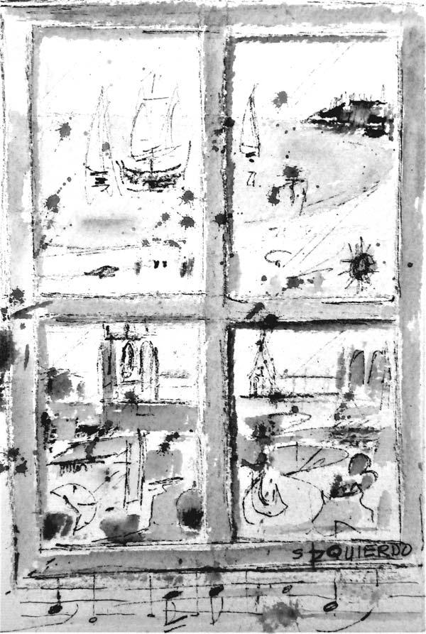 Visiones desde una ventana imaginaria