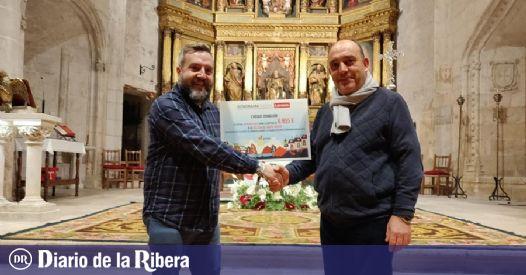 6.955 euros de Sonorama para restaurar las puertas de Santa María .- Diario de la Ribera - Diario de la Ribera